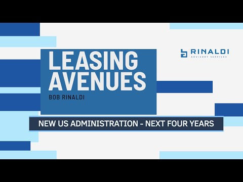 Leasing Avenues: Zeihan 2021 - Pt 3