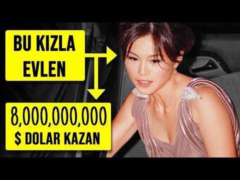 Evlen ve 8 Milyon Dolar Kazan   Paralarını Saçma Şeyler İçin Harcayan Milyarderler