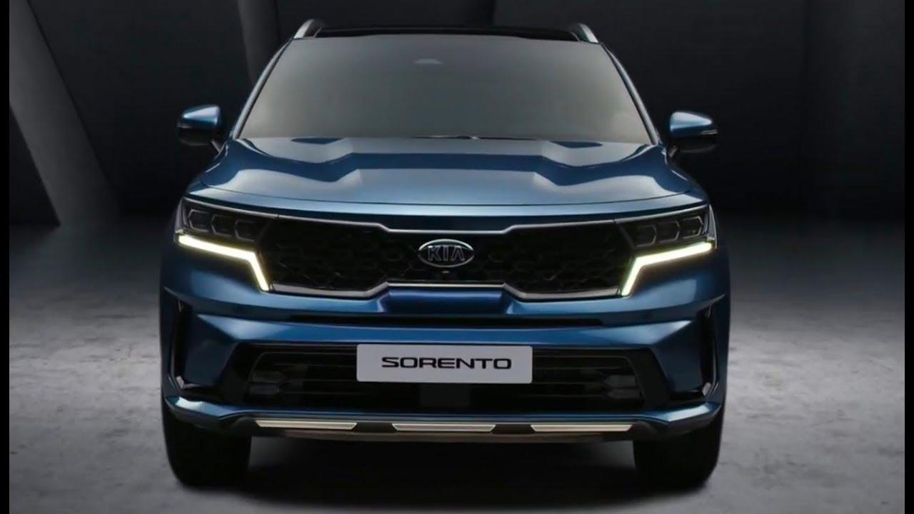 2021 Kia Sorento Lx Premium Interior - NEWREAY