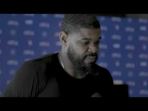 1-on-1 With Amir Johnson