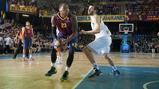 N an intense, physical showdown, fc barcelona remained undefeated in group c by beating panathinaikos athens 78-69 at home on friday. improved to 5...