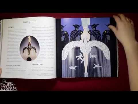 Erte - Art Deco Master of Graphic Art & Illustration by Rosalind Ormiston