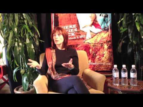 An Interview with Frances Fisher