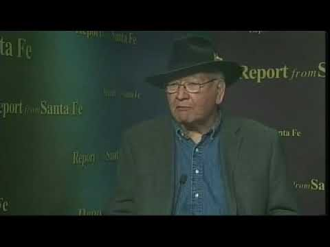 """N. Scott Momaday, Native American artist and author """"House Made of Dawn"""""""