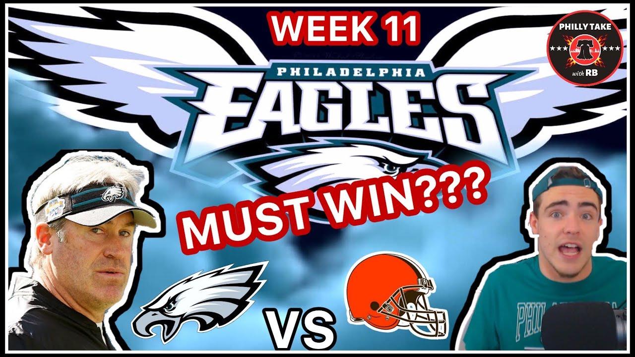 Week 11: Philadelphia Eagles vs Cleveland Browns Full Preview, Keys To Win, Score Prediction, & More