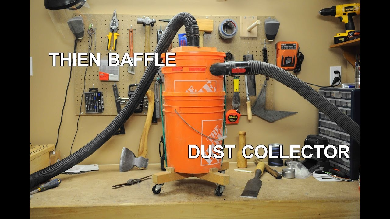 Improved Thien Baffle Dust Collector Design From Two