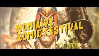 Moniaive Comic Festival