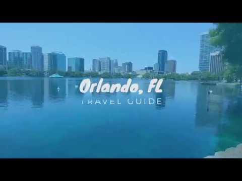 WOW Air Travel Guide Application - Orlando, FL