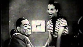Baixar FATS WALLER. Ain't Misbehavin'. Original Soundie / Jukebox Video. Circa 1940's