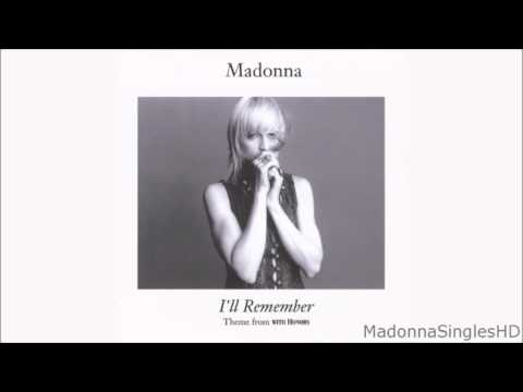 Madonna - I'll Remember (William Orbit Remix)
