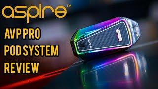 Aspire AVP Pro Vape Pod System Review
