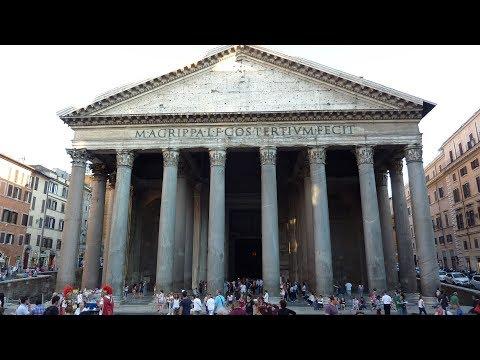 The Pantheon Rome 4K Ultra HD Video