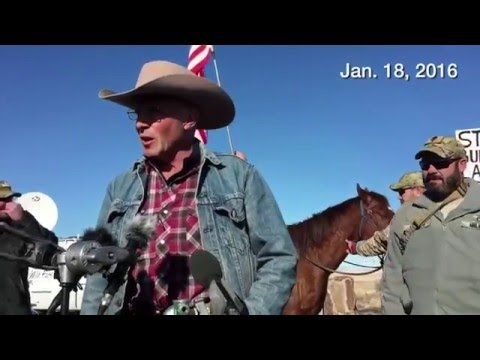 A look back at LaVoy Finicum's role during the Oregon standoff