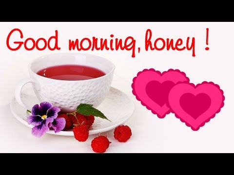 Gemeinsame ❤💕 Good morning honey ❤💕... Free Good Morning eCards | 123 #DK_99