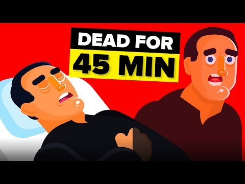 Man Dead For 45 Minutes Comes Back To Life