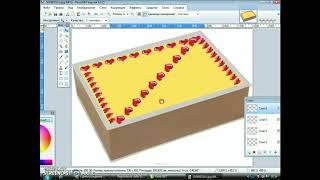 pAINT.NET:Изменяем цвет,добавим текст и картинки