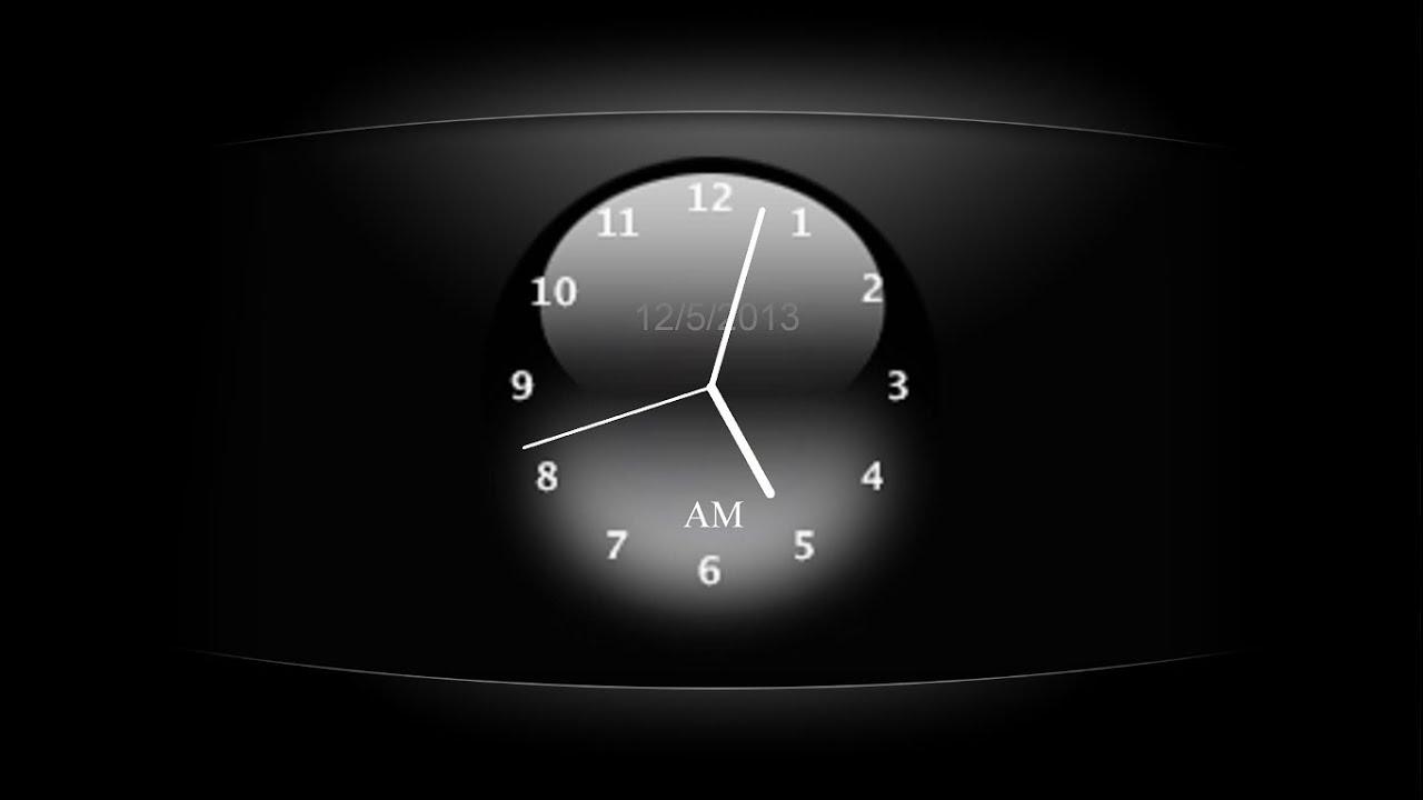 ClocX: Analog Alarm Clock For Windows Desktop - YouTube