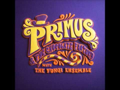 Primus - Golden Ticket -