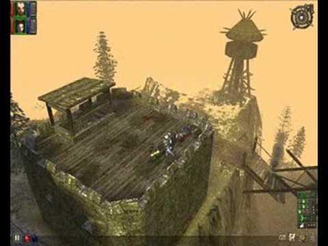 Dungeon Siege - music