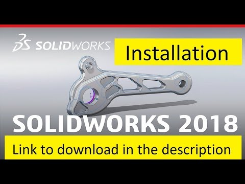 How to install SolidWorks 2018 [Crack] - YouTube
