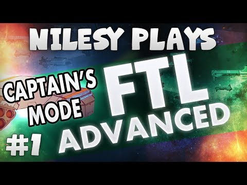 FTL: Captain's Mode with Nilesy: Crime Doesn't Pay!
