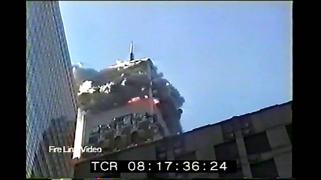 911 explosion sound 5 collapse north tower wtc youtube