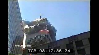 9/11: Explosion sound #5 collapse North Tower (WTC)