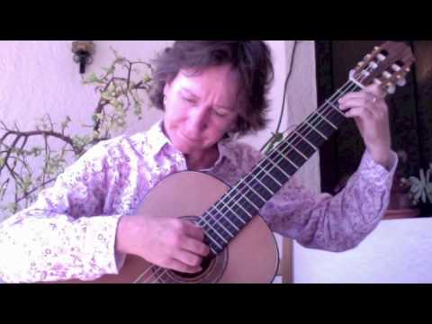 Fernando Sor - Etude In E Minor