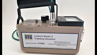 STS Simulated Ludlum 2241-2