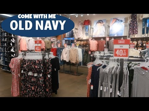 OLD NAVY DEALS!!!! COME WITH ME