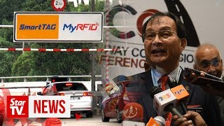 RFID to be implemented nationwide soon, says Works Minister