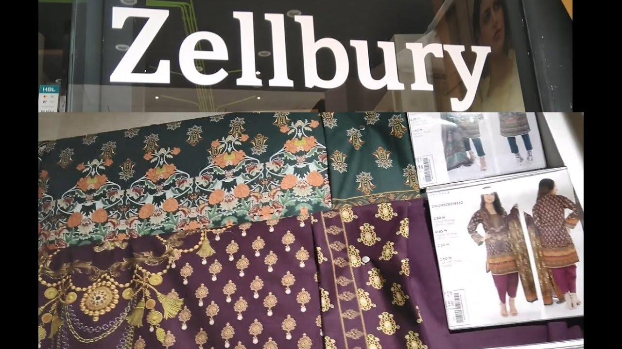 Zellbury Cambric Collection Zellbury Winter Collection Zellbury Sale Youtube