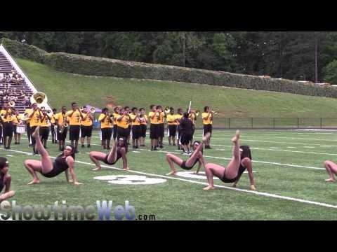 Morrow vs McNair High Marching Band - 2016 ATL Ultimate Band Clash Jamboree BOTB