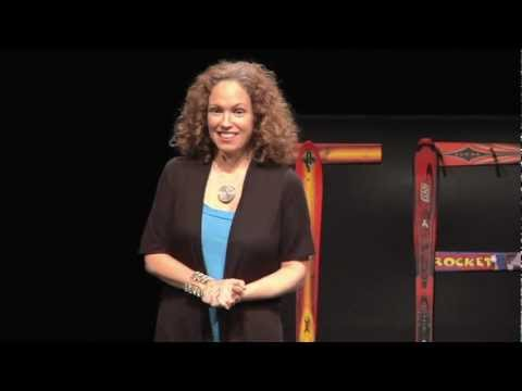 Travel Writing and Global Change: Lavinia Spalding at TEDxParkCity