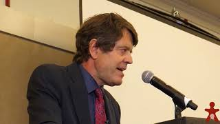 Steven Svoboda at Int. Symp. on Genital Autonomy & Children's Rights