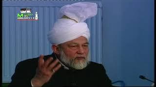 Dars-ul-Qur'an - 107 - 12th February 1994 (Surah Aale-Imraan 148)