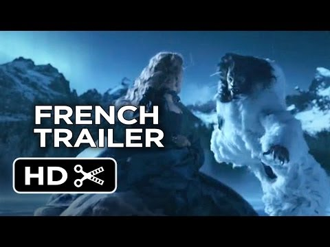 Beauty And The Beast French TRAILER (2014) - Fantasy Romance Movie HD poster