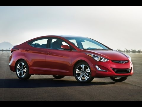 2016 Hyundai Elantra Start Up and Review 1.8 L 4-Cylinder ...