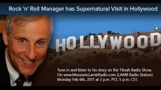 Interview with Bob - Rock n Roll Manager has Supernatural Visit in Hollywood