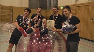 Uncut: Bubble Soccer Turnier in Elsterwerda