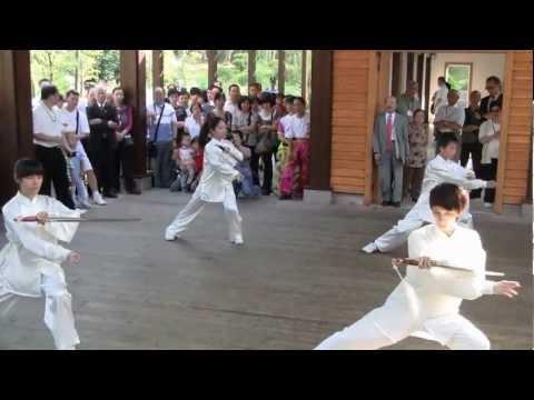 Chinese Canadian Clans Visit China in 2011  (Fong Leun Tong Society) Sit Seto Clan