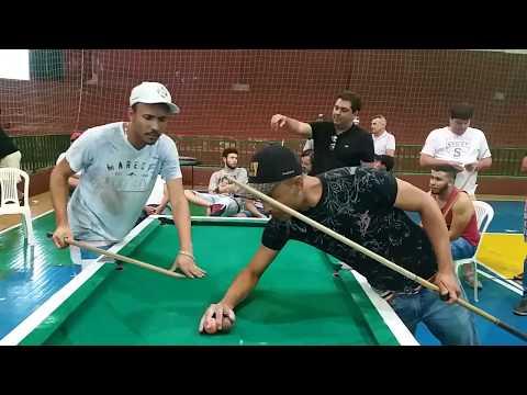 Esquerdinha vs Frank de BARREIRAS, Bolinho em Coromandel-MG NOV/2017