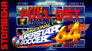 International Superstar Soccer 64 - Full OST