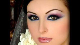 Красивый Макияж для Карих Глаз - фото - 2018 / Makeup for brown eyes