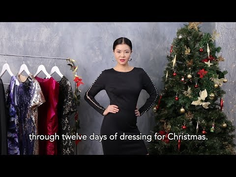 Sonia Looks at Fashion: How to dress for 12 Days of Christmas with Dorothy Perkins!