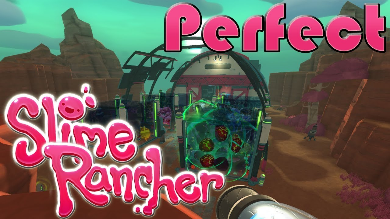 Slime Rancher | PERFECT SET UP with a SURPRISE!