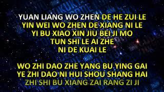 Zhi Shi Tai Ai Ni - Hins Cheung - Karaoke Instrumental Pinyin by Code Rokukyuu