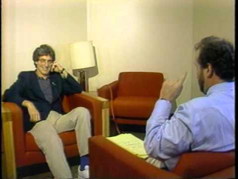 JC Corcoran Interviews Harold Ramis-1988
