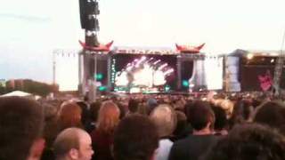 AC/DC Whole Lotta Rosie at Download 2010
