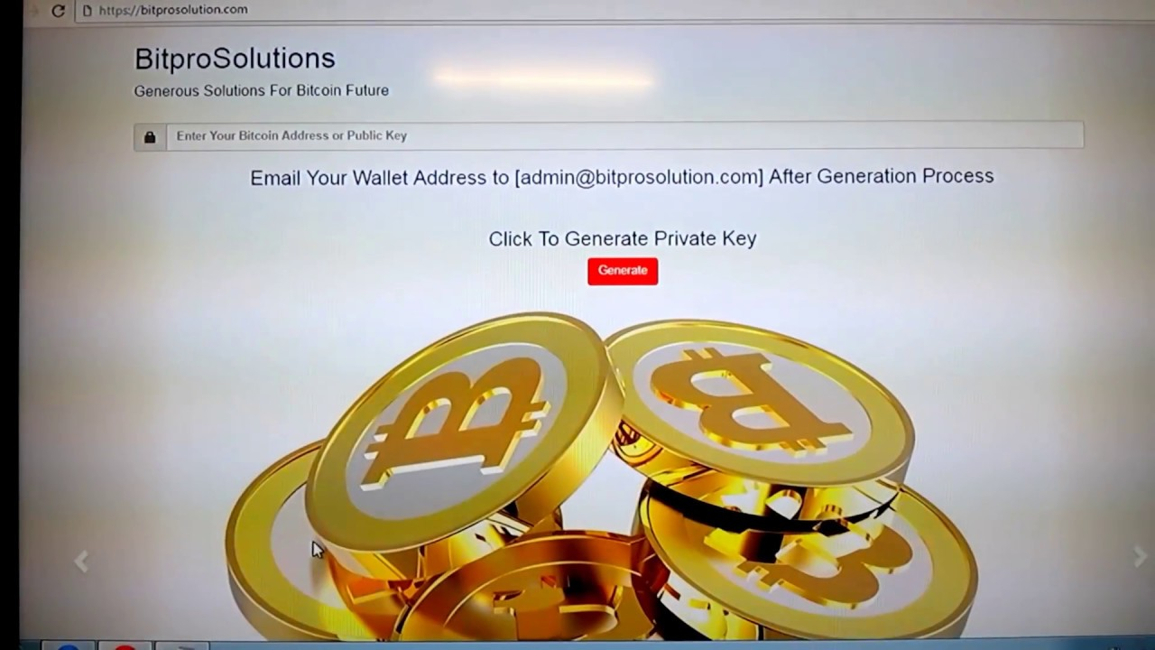Bitcoin Solutions - Recover Your Bitcoin Private key